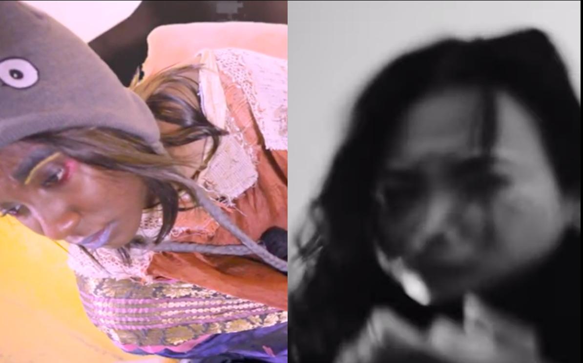 Screenshots from videos