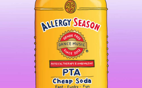 PTA (Physical Therapy & Ambivalent) offer up toasty techno for cold climes via Allergy Season