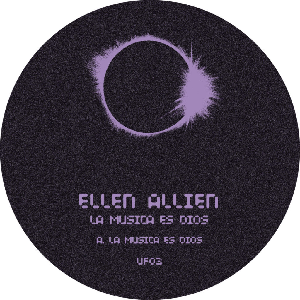 Ellen Allien shares new EP, La Música Es Dios