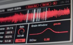 Ableton - Grain Scanner