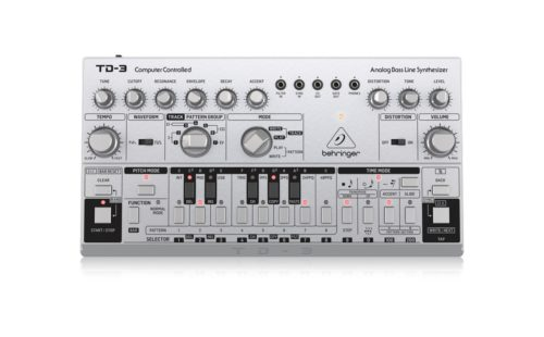 Behringer launches $150 clone of Roland's classic TB-303