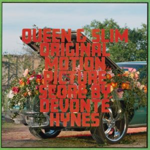 Queen & Slim score album art