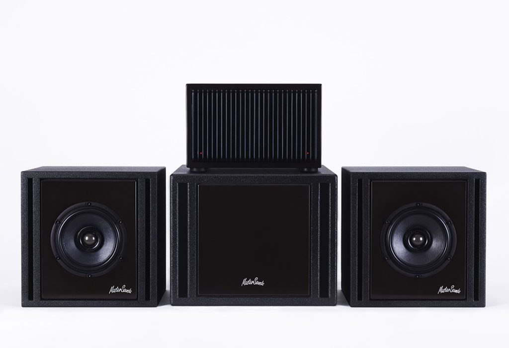 MasterSounds unveils new new built-to-order speaker system