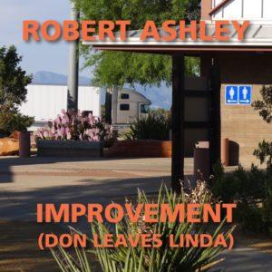 Robert Ashley album art