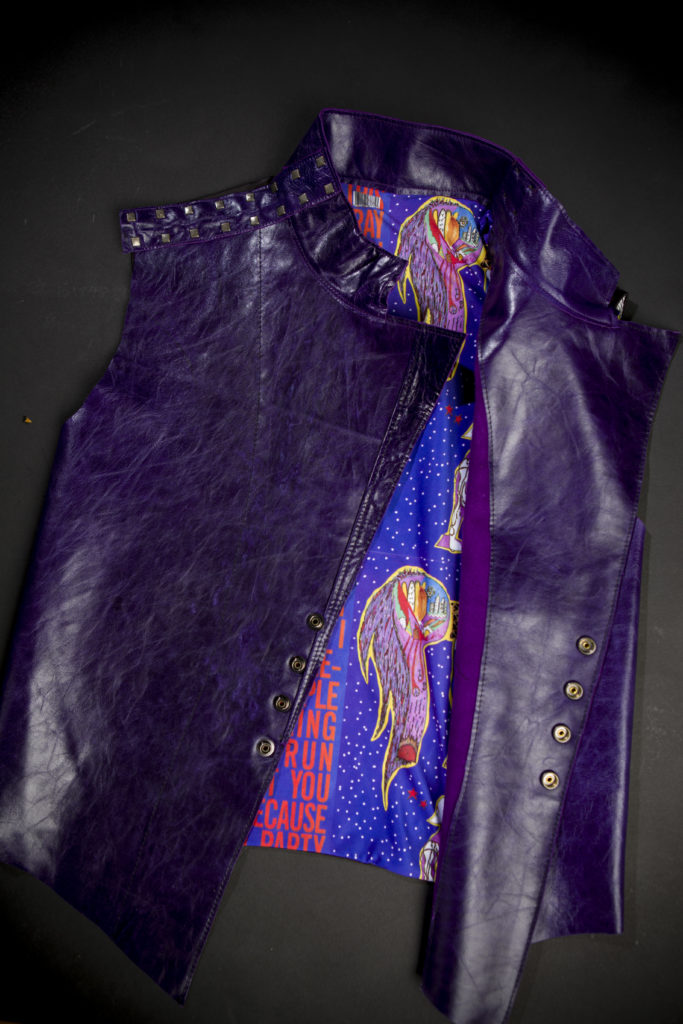 Dress like Prince with this 1999-inspired capsule collection