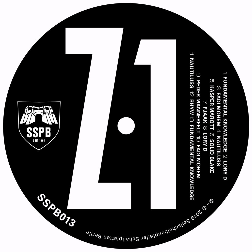 Peder Mannerfelt and Lory D featured on SSPB anniversary compilation