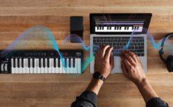 Amazon launches AI-powered keyboard, AWS DeepComposer
