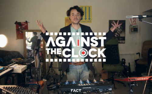 Against The Clock: Matias Aguayo