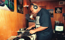Portrait of DJ Screw