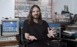 Alessandro Cortini – In The Studio