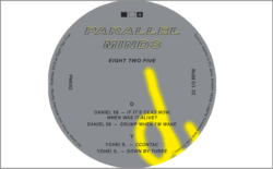 Parallel Minds co-founders Daniel 58 & Yohei S announce split Eight Two Five EP