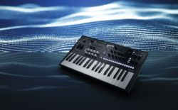 Korg announces new digital wave sequencing synth