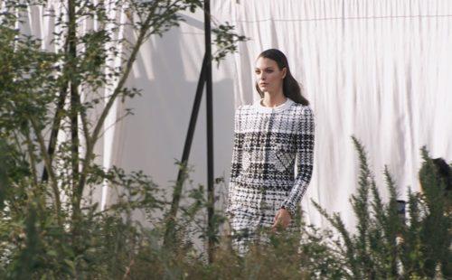 The Orb, Opus III, Blanck Mass soundtrack latest Chanel fashion show
