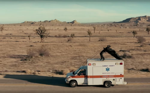 Moses Sumney laughs in the face of death in self-directed video for 'Cut Me'