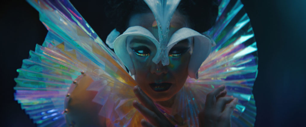 Andrew Thomas Huang Presents: Björk - 'The Gate' (Behind the Scenes)
