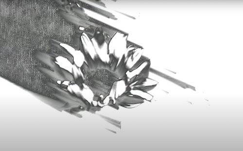 Finn shares analogue visualiser for 2020 Sampler mixtape