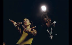 Rosalía and Travis Scott join forces for new single, 'TKN'