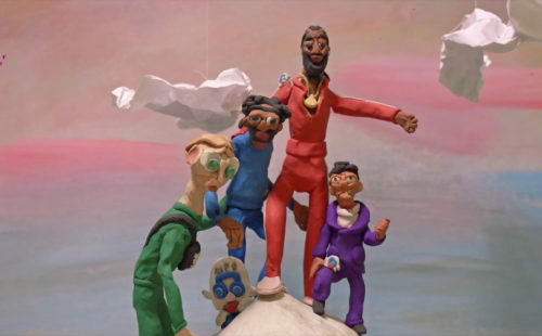 Duval Timothy explores the history of the transatlantic slave trade in claymation video, 'Slave'