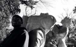 Lamin Fofana translates the writing of pioneering black authors into sound