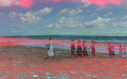 Stromboli soundtracks a gauzy aquatic dreamscape in Dive
