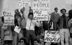 The Black Panthers: Vanguard of the Revolution explores the party's legacy and role in American culture