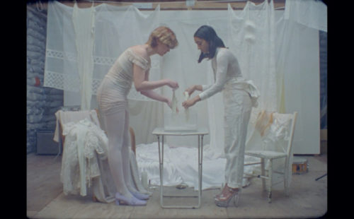 Luar Domatrix soundtracks shared intimacy with 'Angelito'