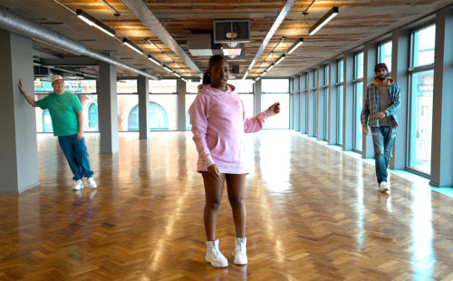 KG remixes Swing Ting & Thai-Chi Rosé on propulsive rework of 'Drama'