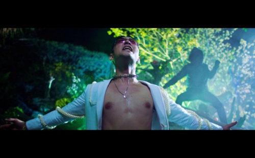 Yen Tech manifests unfiltered pop star excess in Lazarus
