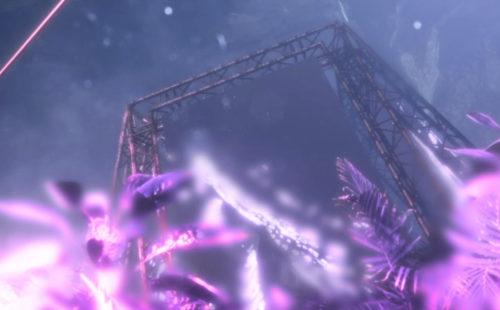 xl.iks shares head-spinning CGI visual for 'kkububun2'