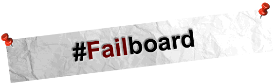 Failboard