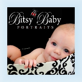Bitsy Baby Portraits