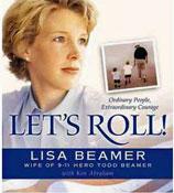 Lisa Beamer / Let's Roll book cover