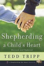 Book cover - Shepherding a Child's Heart