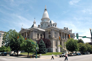 Tippecanoe County Courthouse