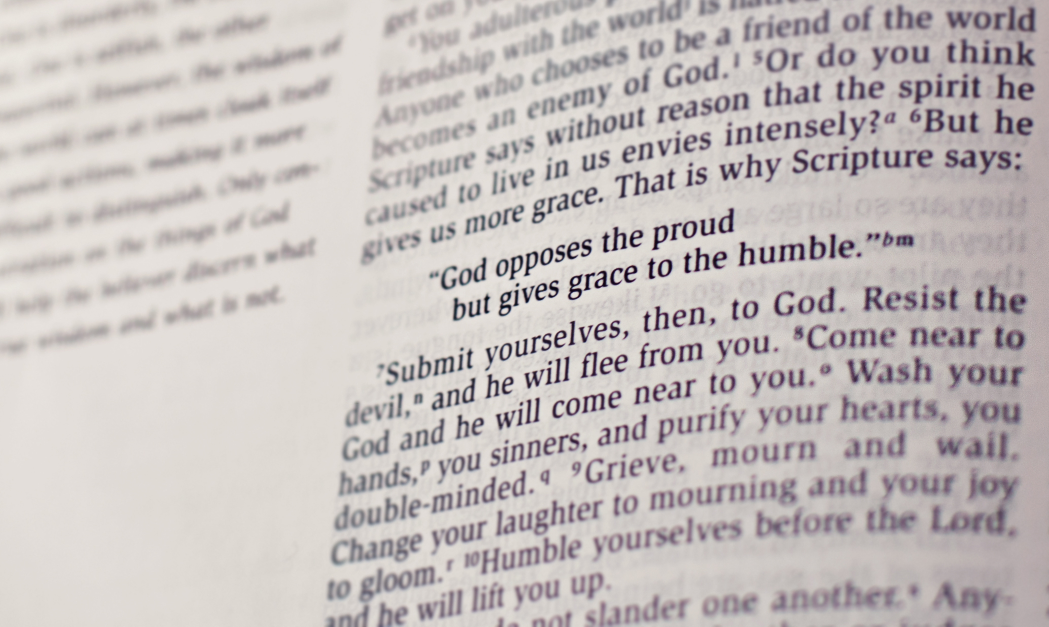 The Unexpected Blessings of Humility – Faith Church Blog