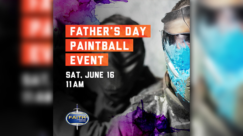 Father's Day Paintball Event