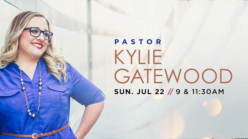 Pastor Kylie Gatewood