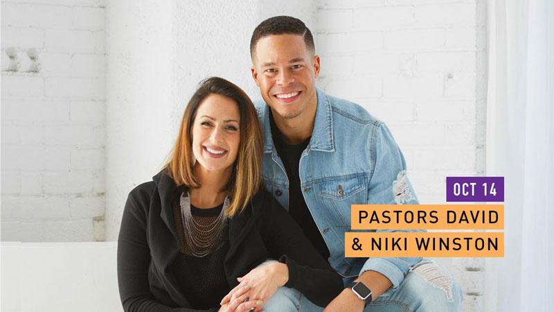 Pastors David and Niki Winston