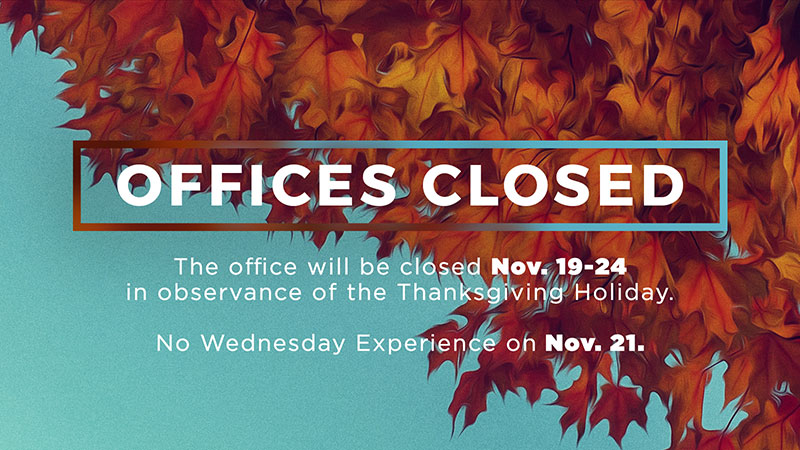 Offices Closed