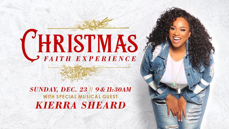 Christmas Faith Experience