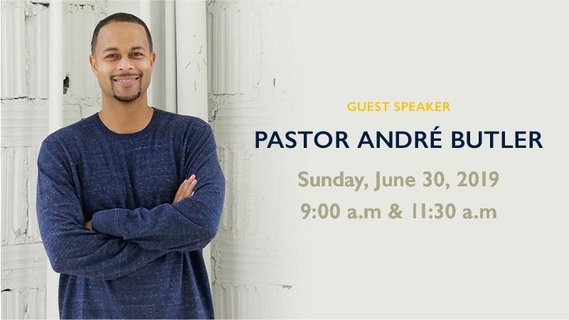 Pastor Andre Butler