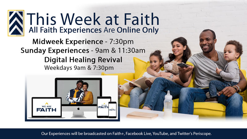 Faith Experiences Online Only