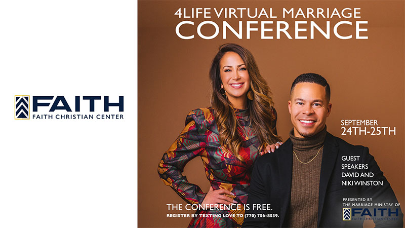 4Life Virtual Marriage Conference