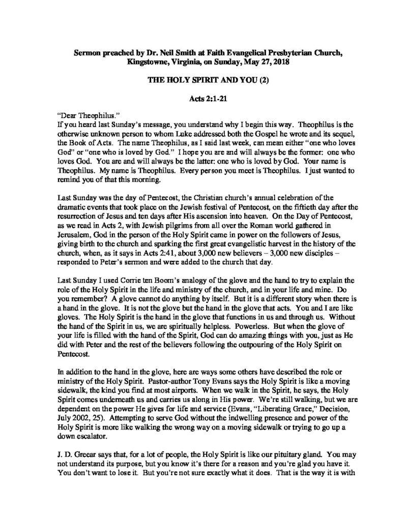 The-Holy-Spirit-And-You-2 pdf - Faith EPC