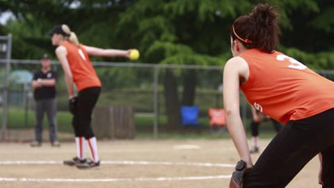 Adult Co-Ed Softball League   Faith Community Ministries