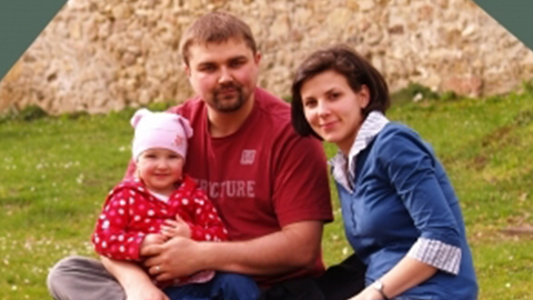 Missionary Vlada & Eliska Donát