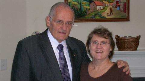 Missionary Paul & Elaine Kinter
