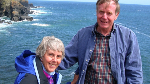 Missionary David & Nancy Powlison