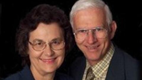 Missionary Stephen & Evelyn Stilwell