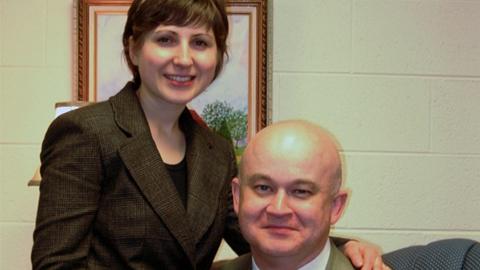 Missionary Bill & Naty Tully